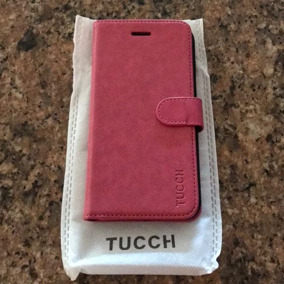the best attitude 34399 4c5fe TUCCH iPhone 8 Plus/7 Plus Wallet Case